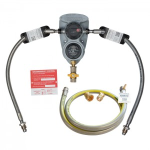 NEW Compact 800 Changeovers with Stainless Steel Hoses